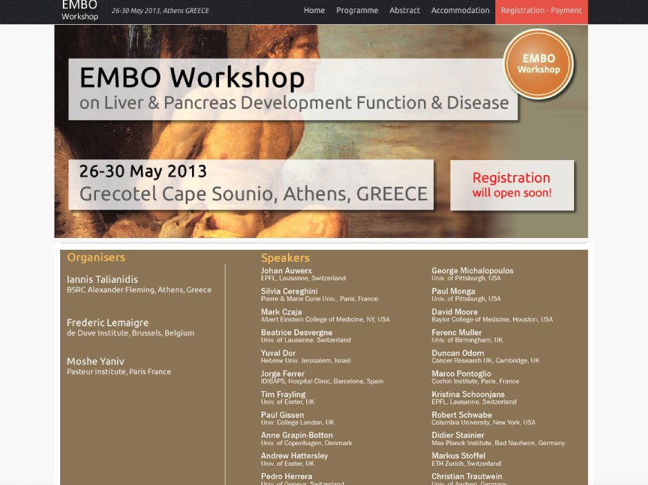 EMBO-Workshop-on-Liver-and-Pancreas-Development,-Function-and-Disease