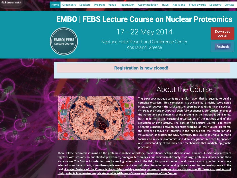 site_meetis_EMBO-FEBS-Lecture-Course-on-Nuclear-Proteomics